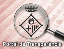Baner Portal de Transparència