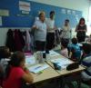 Visita a l'Escola Pia