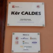 """Kër Caldes, """"Can Caldes"""" a Senegal, una mostra més de cooperació i solidaritat de Caldes de Montbui"""