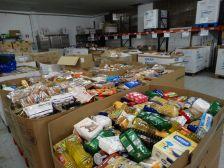 Aliments recollits al Gran Recapte 2018
