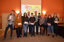 Premi Caldes de Montbui 2016/2017. Guanyadors