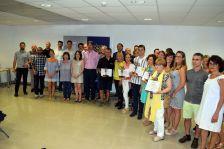Premiats i candidats de la Nit de les idees, nit de les empreses