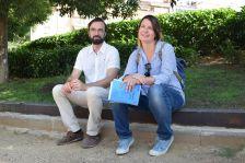 Jaume Mauri i Anna Terricabras