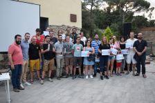 Premiats i participants Via del Pintxo 2018