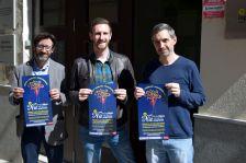 Marc Pujol, empresari; Isidre pineda, 1r tinent d'alcalde; Jordi Salas, tècnic d'Empresa