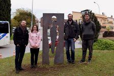 D'esquerra a dreta: Isidre Pineda, Núria Carné, Jaume Mauri i Ferran Vives