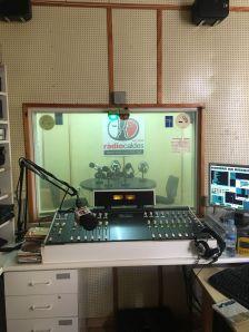 Instal·lacions de Ràdio Caldes