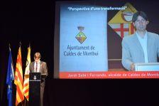 Conferència de Jordi Solé i Ferrando