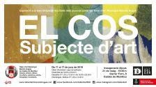 """Exposició de les obres dels alumnes joves del Taller d'Art Municipal """"El Cos, subjecte d'art"""""""