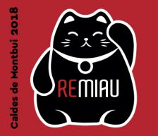 Cartell REMIAU 2018