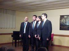 Un moment del concert de Metropolitan Union