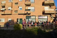 Cercavila escola El Calderí